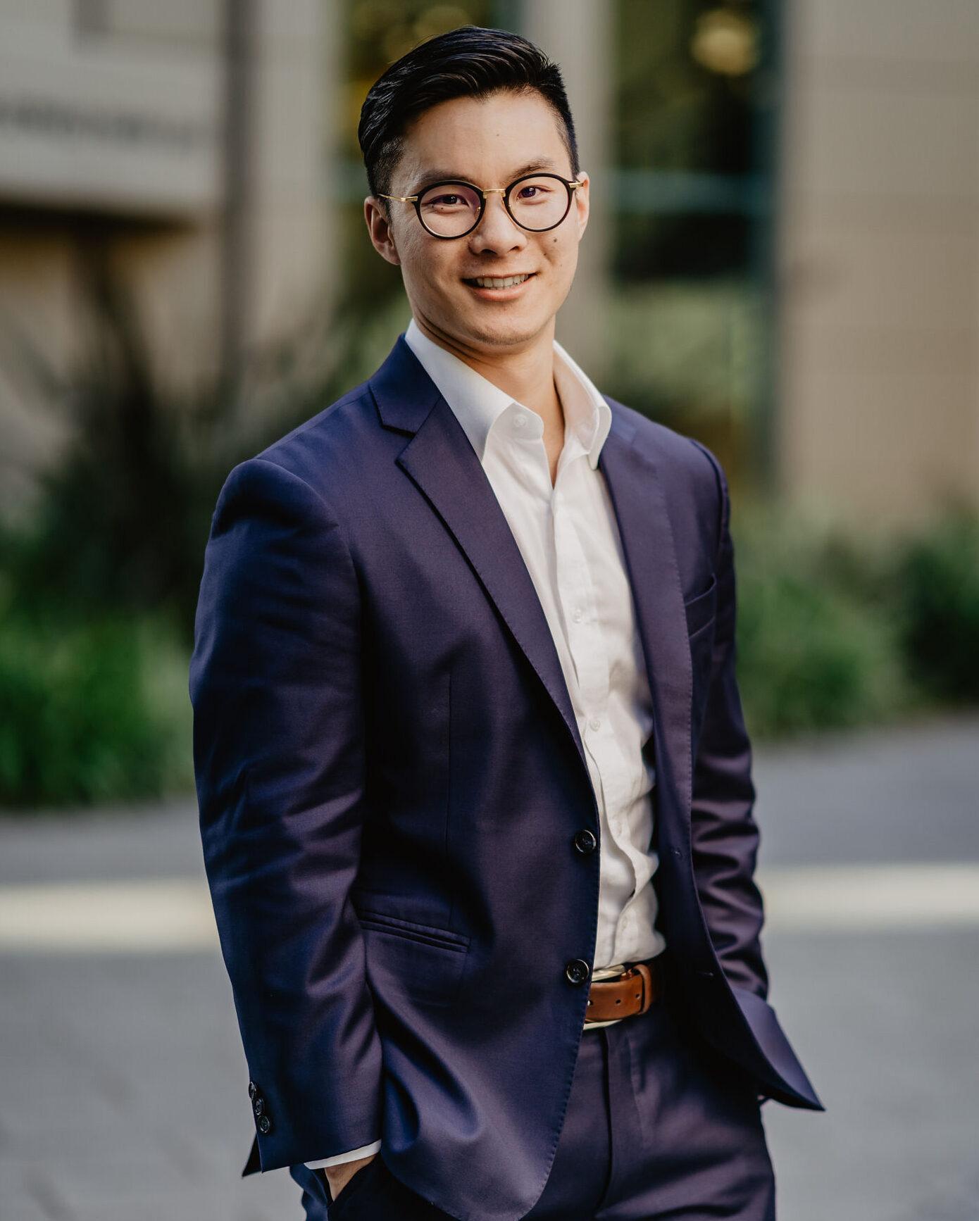 Darion Lee -- Senior Associate -- Acquisitions & Finance (4-5 AR Crop)