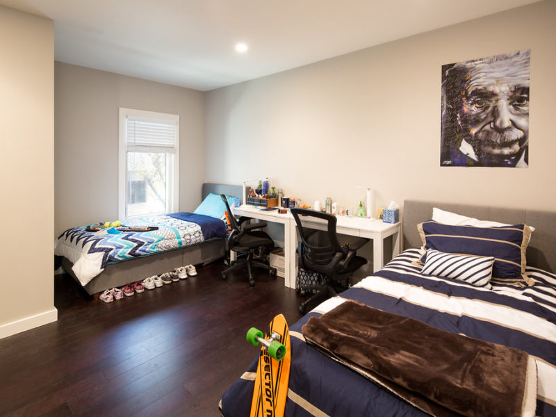 2434 Piedmont Bedroom | Valiance Capital