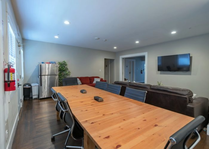 1770 La Loma Living and Study Area | Valiance Capital