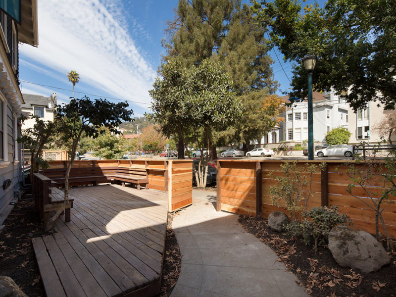 2434 Piedmont Lower Patio | Valiance Capital