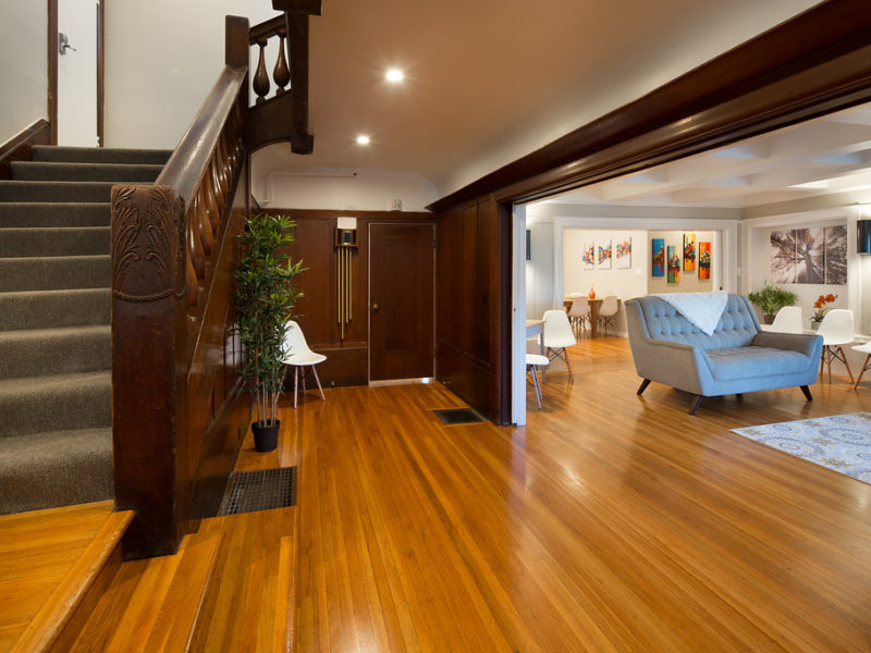 2335 Warring Front Entrance and Living Area | Valiance Capital