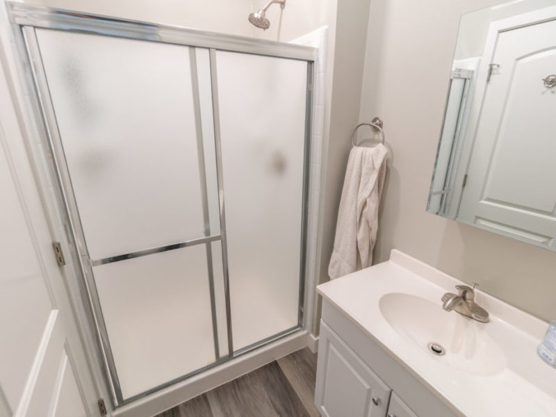 2618 College (Front House) Bathroom | Valiance Capital