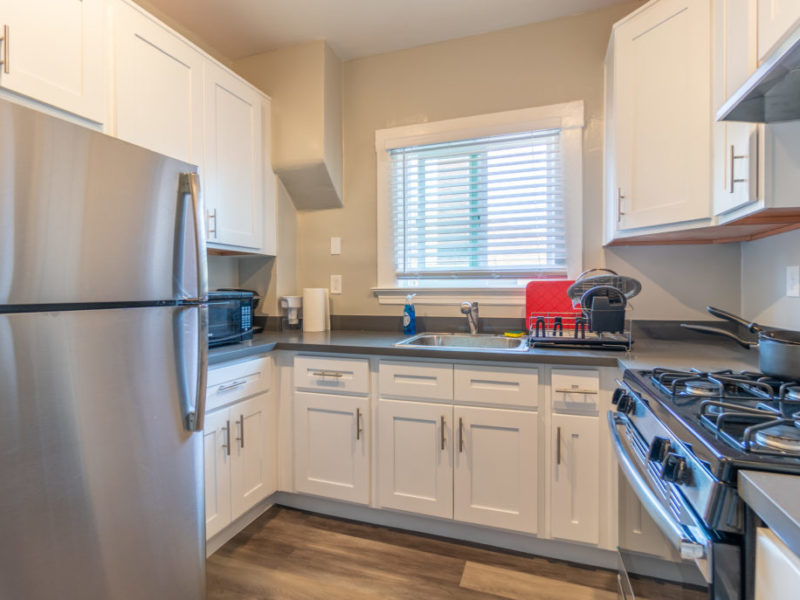 2618 College (Front House) Kitchen | Valiance Capital
