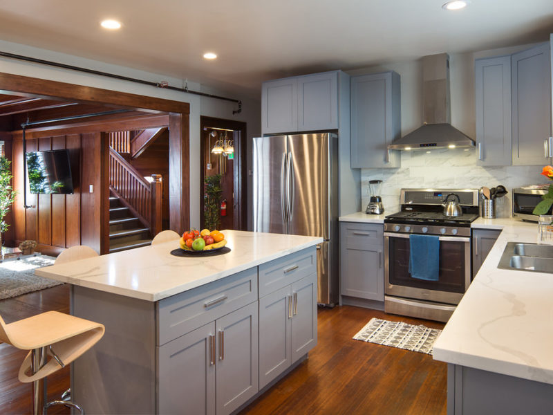 2901 Channing | Kitchen | Valiance Capital