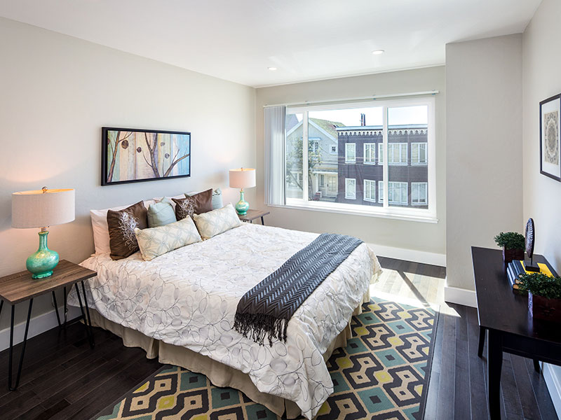 462 22nd Avenue Bedroom | Valiance Capital