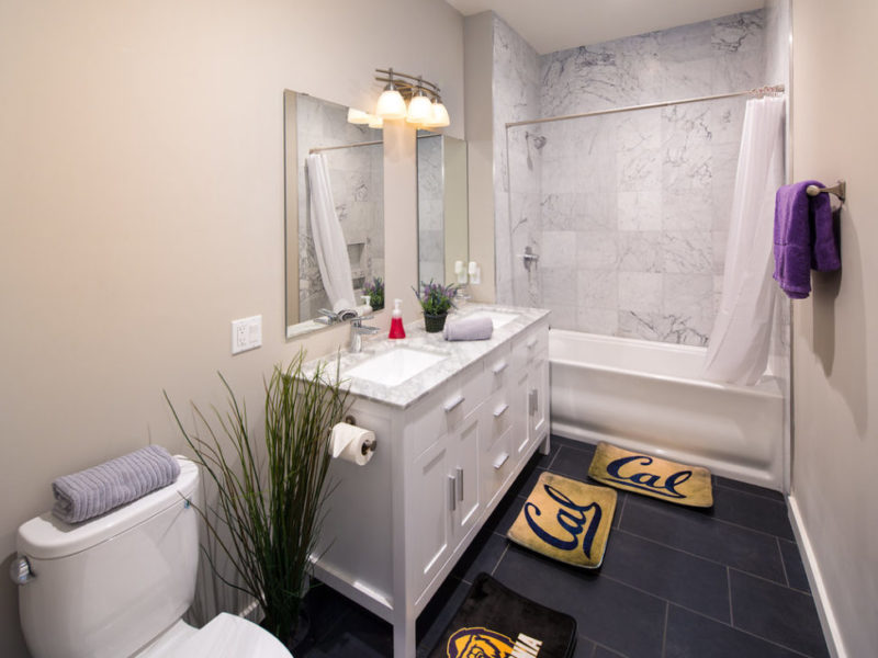 2434 Piedmont Bathroom | Valiance Capital
