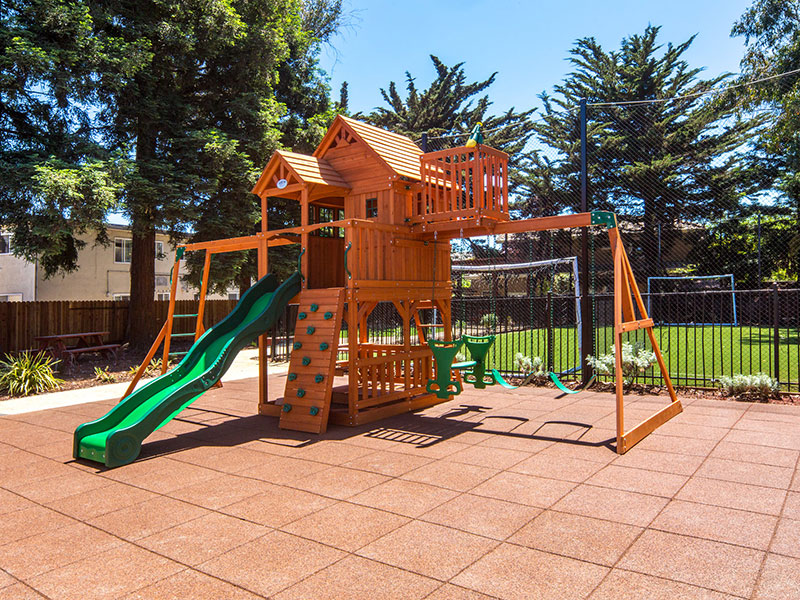 Greenleaf Apartments Play Area | Valiance Capital
