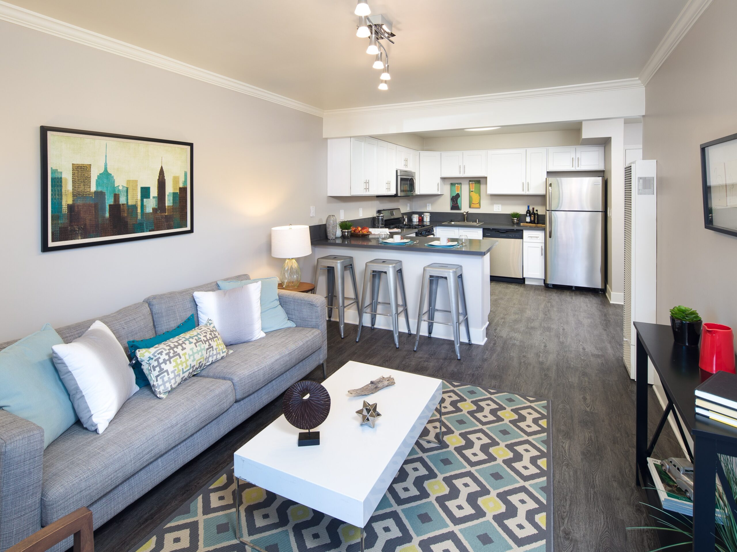 Solstice Apartments | Interior Renovations