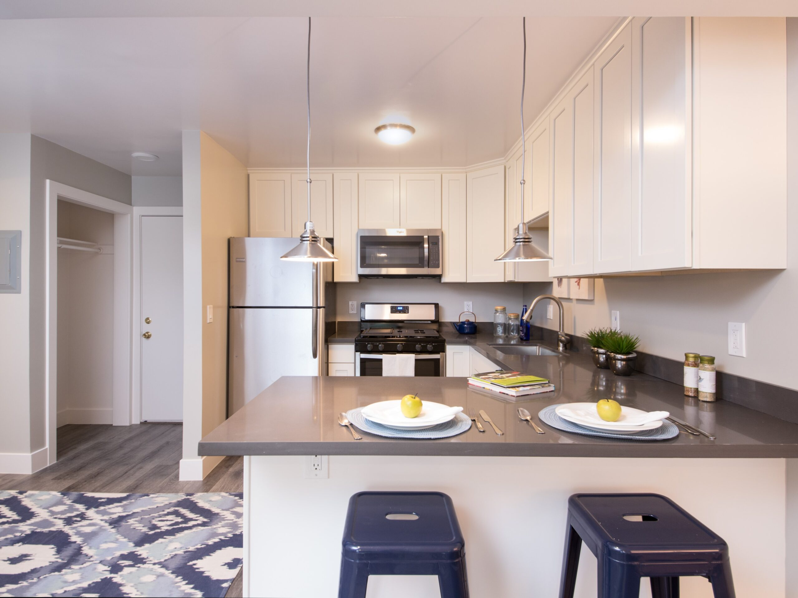 Lund Apartments | Post Renovation Interior