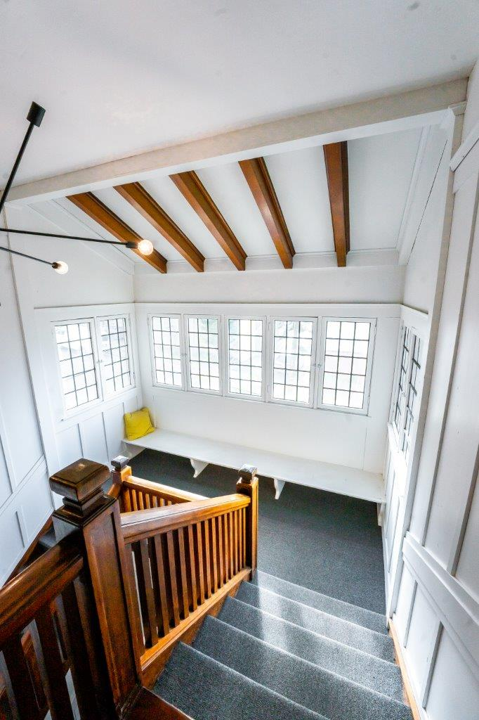2901 Channing | Stairwell | Valiance Capital